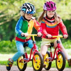 史低价:M Merkapa 儿童3D安全头盔,多色可选