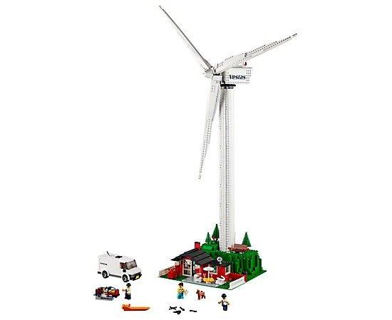 Creator 专家系列 Vestas 风力发电机- 10268