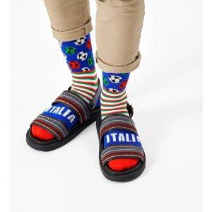Happy Socks意大利队 袜子