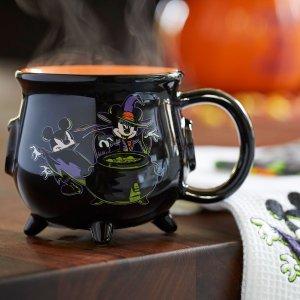 DisneyMickey and Minnie Mouse Cauldron Mug | shopDisney