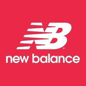 7.5折+包邮  Logo卫衣$29.99New Balance官网 男女款运动T恤、短裤等促销 T恤$13起