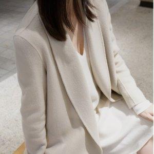 3折起 €89收羊绒衫Theory 精练白领风专场 简约气质穿衣法则 从内而外的优雅