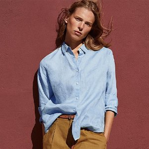 From $9.9Linen Collection Apparel @ Uniqlo