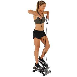 Sunny Health & Fitness 迷你阻力带踏步器