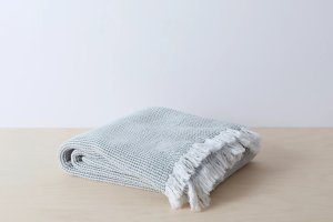 Allswell Stonewashed Cotton Throw