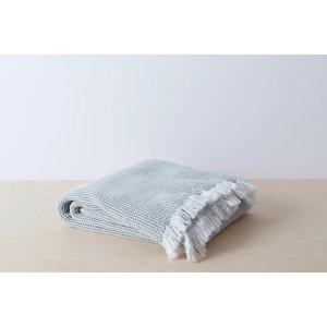 Stonewashed Cotton Throw
