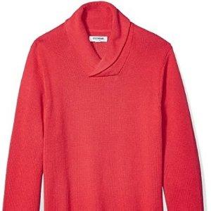 Goodthreads Men's Soft Cotton Shawl Sweater