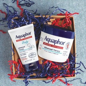 Up to 25% off+extra 5% OffAquaphor Baby Skin Care Products