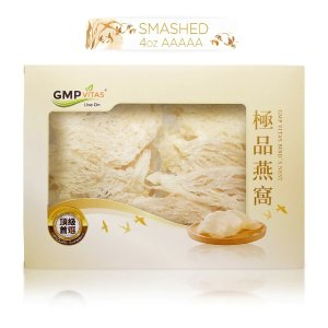 "GMP Vitascoupon code ""Dealmn20""Natural Swallow Bird Nest, Big Smashed Nest 4oz ( 113 Gram)"
