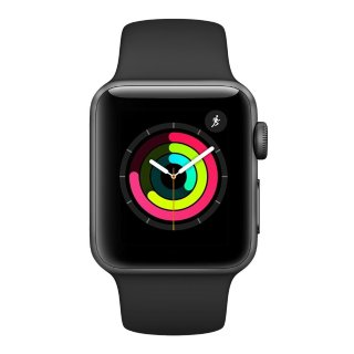 38mm $199,42mm $229补货:Apple Watch Series 3 智能手表 (GPS)