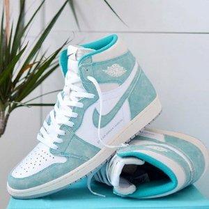 """官网11点开抢 $215Nike 即将发售Air Jordan 1 """"Turbo Green""""球鞋"""