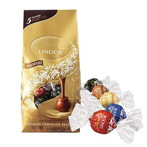秒杀价¥119史低价:Lindt  软心巧克力分享装 600g