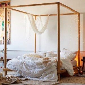 限今天:Urban Outfitters 家居床上用品特价热卖