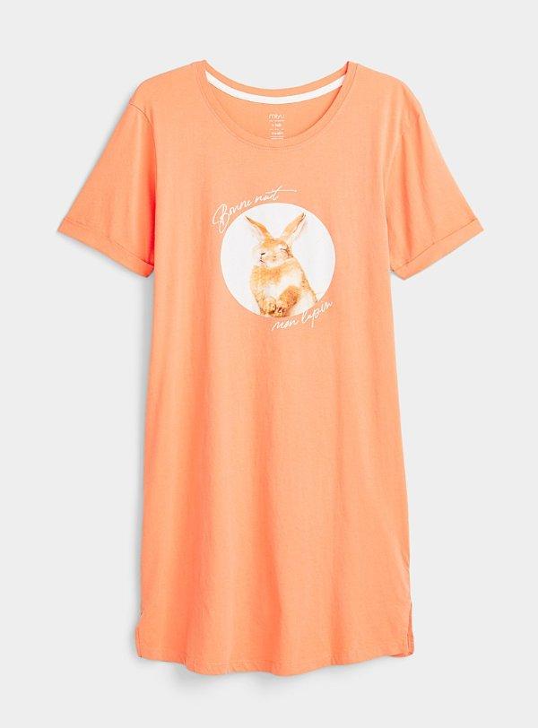 小兔子连衣裙