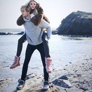 低至4折 时髦又保暖Mou 时尚雪地靴热卖,冬天没有雪地靴怎么过冬