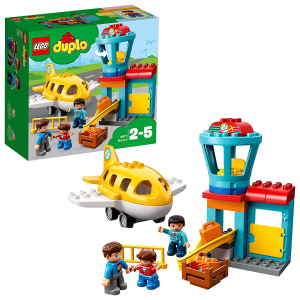 $29.86(原价$53.94)LEGO Duplo 得宝幼儿小飞机套装 赢在起跑线系列