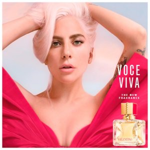 8折+送香水中样+送旅行pass小包惊喜上新:Voce Viva Valentino 2020 女神香水