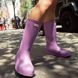 低至5折+免邮 雨靴$48Hunter 雨具特卖 显瘦Slim-fit系列$85起 Stella合作款5折