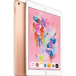 Apple Apple iPad 2018款 A10处理器 32G WiFi 版 金色