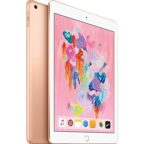 Apple iPad 2018款 A10处理器 32G WiFi 版 金色