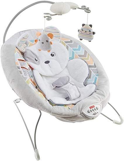 婴儿豪华电动摇椅