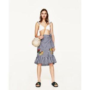 Zara半裙