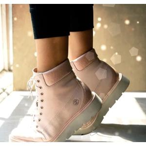 £34.99起,防水耐磨户外必备Timberland 精选多款鞋履热卖,收少女粉短靴