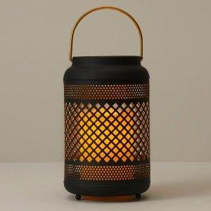 低至7折 $17.15收封面idigo 新品灯具热卖 中式复古灯笼造型 简约烛台灯$10起
