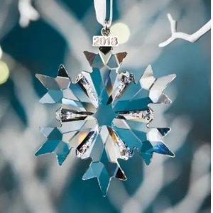 $58.74Swarovski Annual Edition 2018 Christmas Ornament