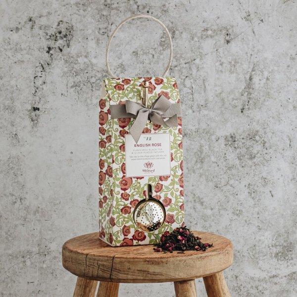 玫瑰茶+泡茶器礼盒手伴