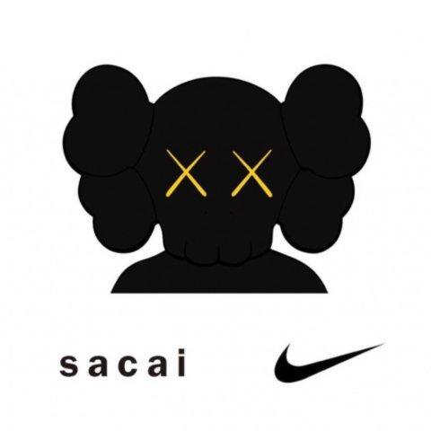 预计7月16日发售预告:SACAI x KAWS x Nike 三方联名即将重磅发售