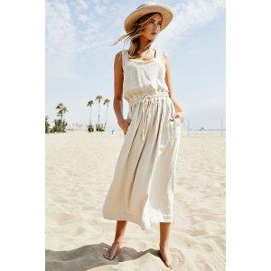 Free PeopleThose Sunshine Feels Midi Dress