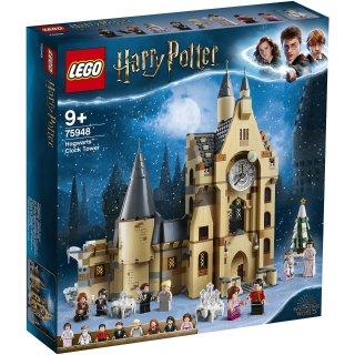 $157.49 哈迷必入6月新品 LEGO 乐高 哈利波特:霍格沃茨钟楼 (75948)