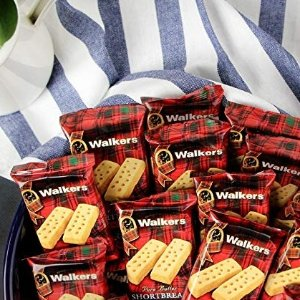 $17.68Walkers Shortbread Fingers Shortbread Cookies Snack Packs, 24 Count