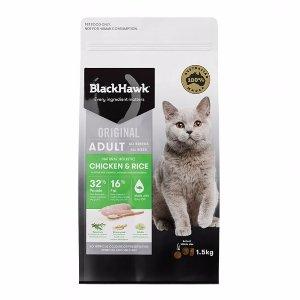 Black Hawk Chicken Adult 猫粮