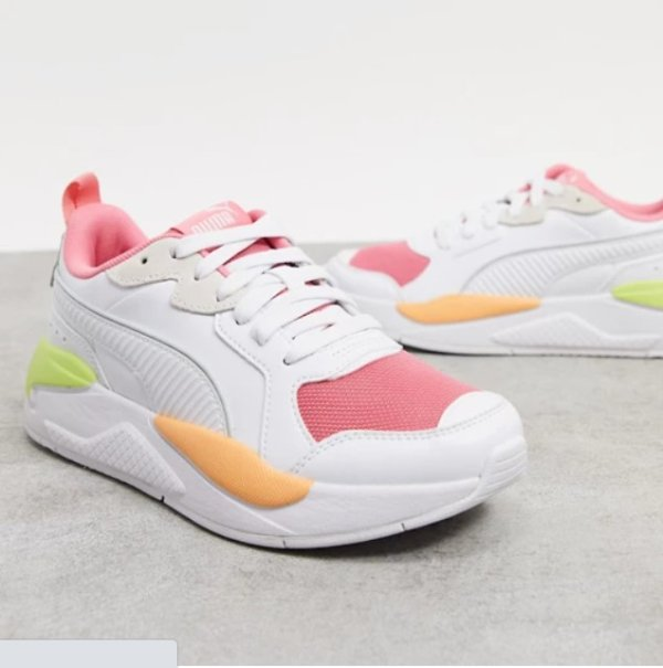 X-RAY Game 时尚老爹鞋