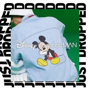 New Arrivals Starting At $8boohooMAN X Disney Collab Men's Clothing