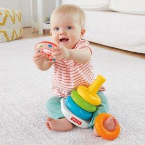 4折起 Vtech音乐书$14.97Walmart 儿童玩具促销热卖  封面款婴儿叠叠乐玩具$4.97