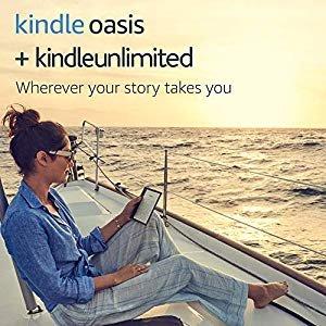 $174.99 包邮Kindle Oasis 电子书 9代 + 3个月免费Kindle Unlimited
