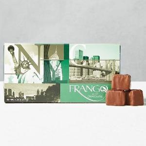 全场7折 薄荷风味咖啡$12.6Frango 巧克力、咖啡限时特惠 覆盆子夹心黑巧克力1磅$16.8
