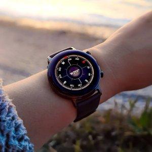 史低价€62 原价€190最棒的情人节礼物!Huawei 华为智能手表GT 一对仅€124!