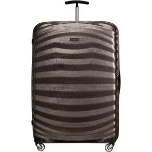 棕色4轮行李箱 81cm
