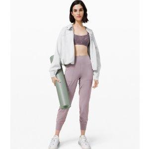 低至4折起 £24收运动内衣Lululemon 专业瑜伽系列大促区补货到 宅家瘦身新装备