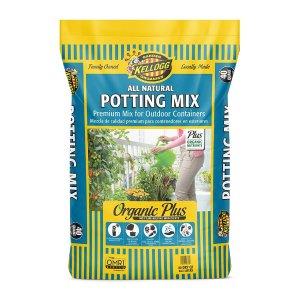 Kellogg Garden Organics 40 Qt. All Natural Premium Outdoor Potting Mix