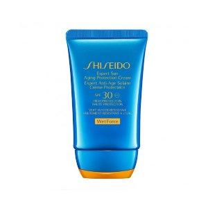 ShiseidoExpert Sun Aging Protection Cream with Wet Force - SPF30 - 50ml
