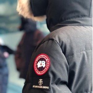 低至7折 反季囤大鹅Canada Goose 羽绒服专场 远征款参加