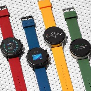 €179收封面简约智能手表Skagen 诗格恩手表首饰热卖 低至2.5折 收丹麦北欧风时尚腕表