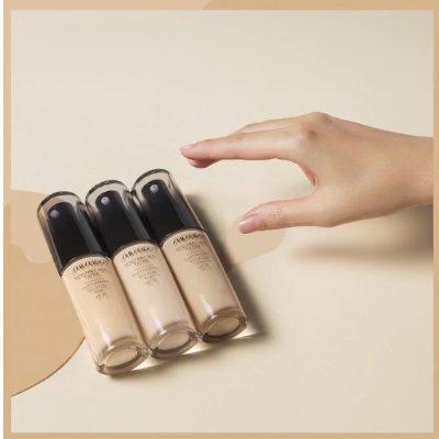 低至7折 满额送10件大礼包Shiseido 资生堂折扣区热卖 收智能粉底、洁面膏