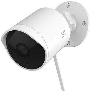 史低价:YI 小蚁 户外全天候 1080p 家用安防摄像头
