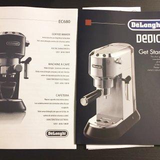 知我的人,懂我的味 | DeLonghi EC680咖啡机测评